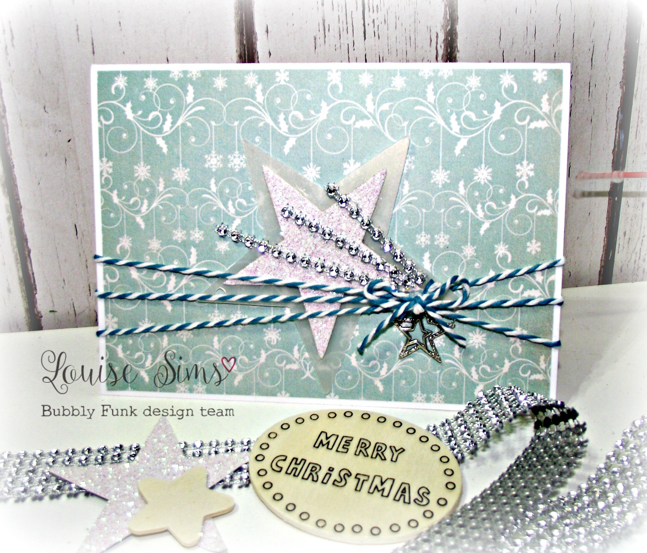 Seeing Stars card design by Lou Sims - lulucardmaking.blogspot.co.uk